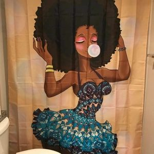 Ethnic Shower Curtains